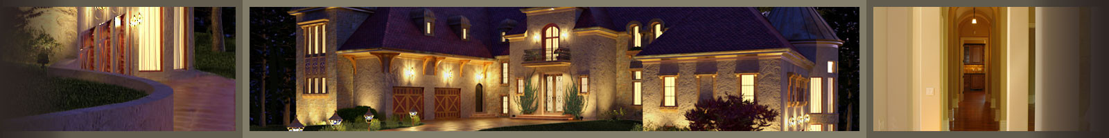 Impel Inc. - European Design Build Concept for Residential Architecture in Charlotte, North Carolina